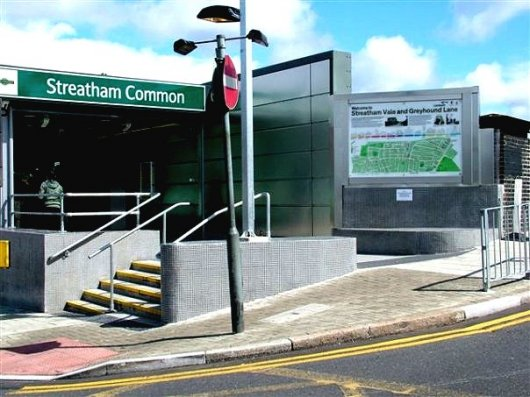 Straetham Common Station - 2007
